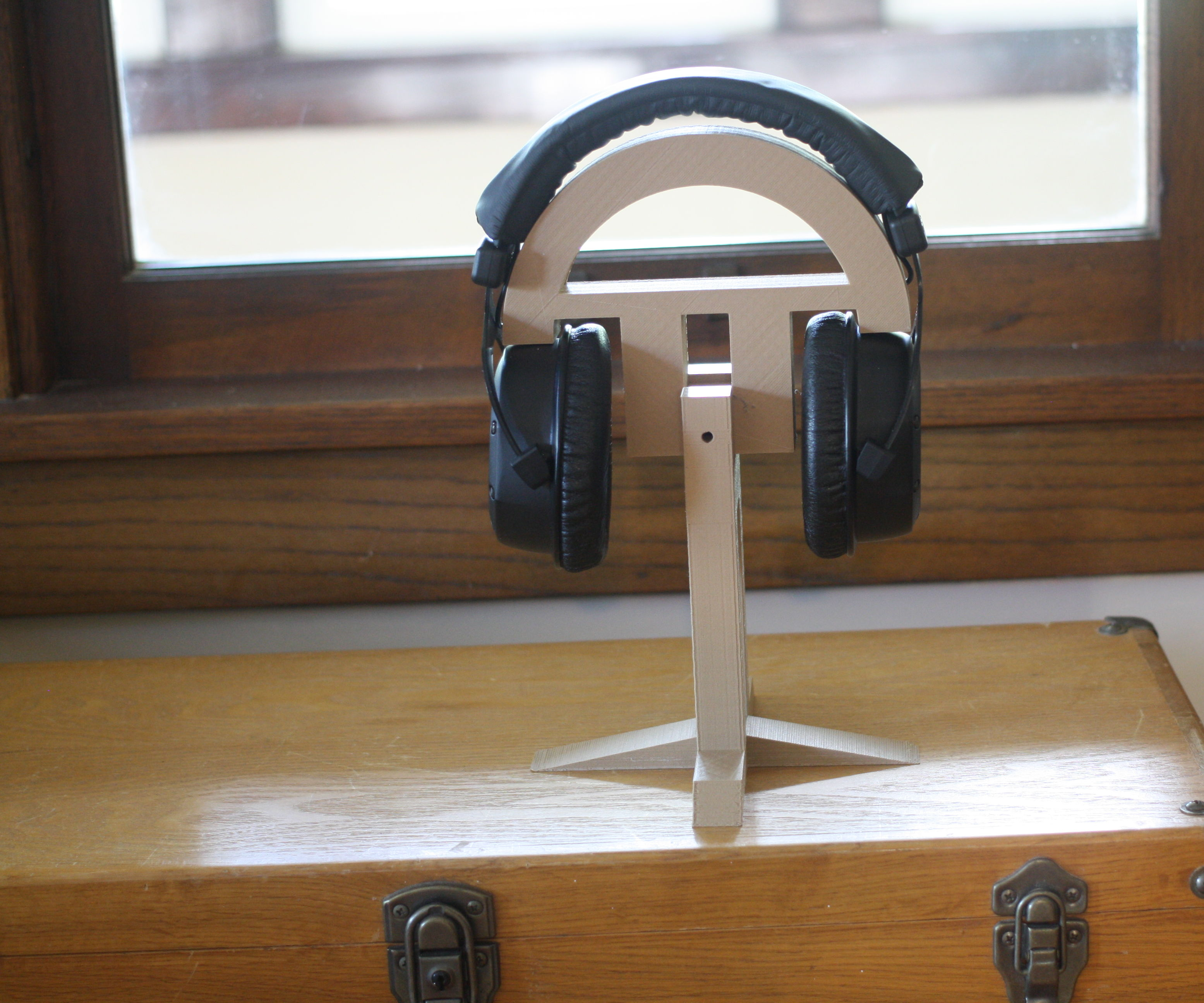 3D Printing a Headphone Stand