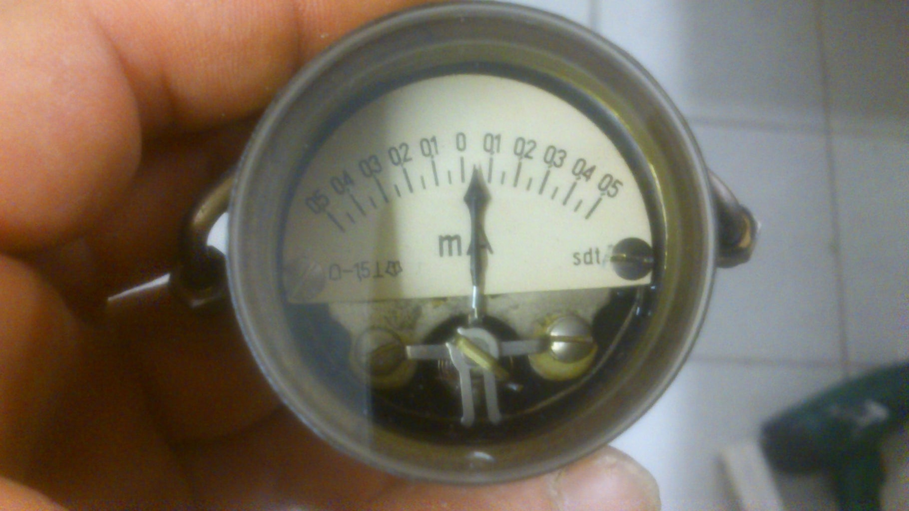 The Measuring Instrument