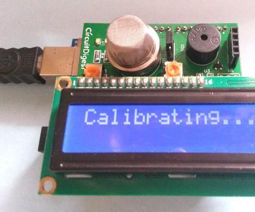 Make Your Own Smoke Detector Circuit using Arduino