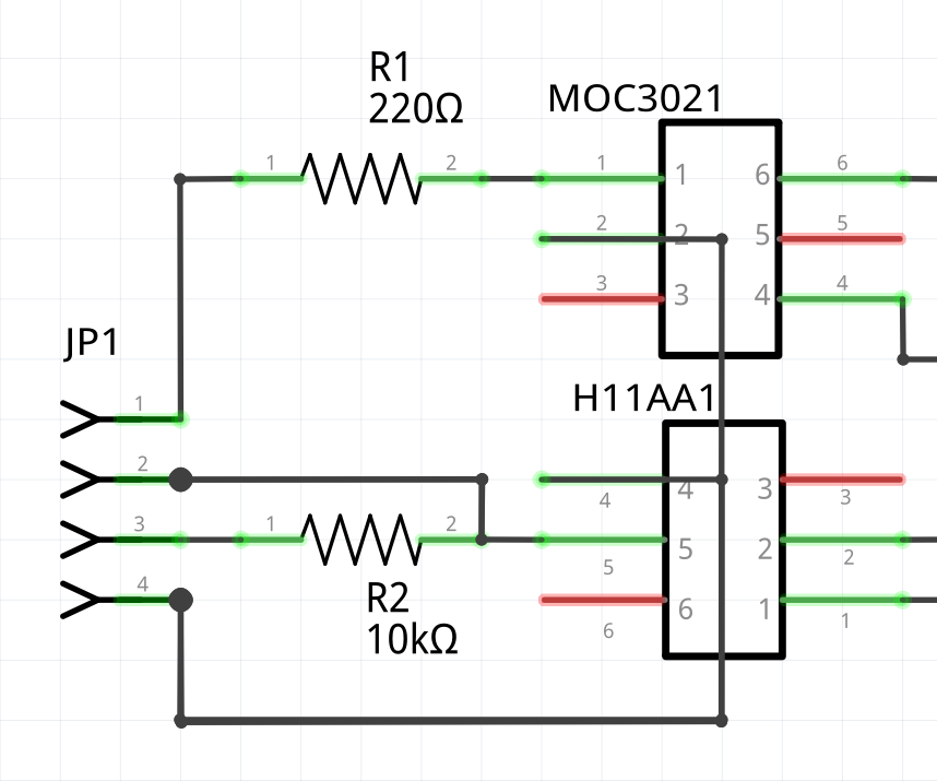 Intel Edison controlled AC dimmer