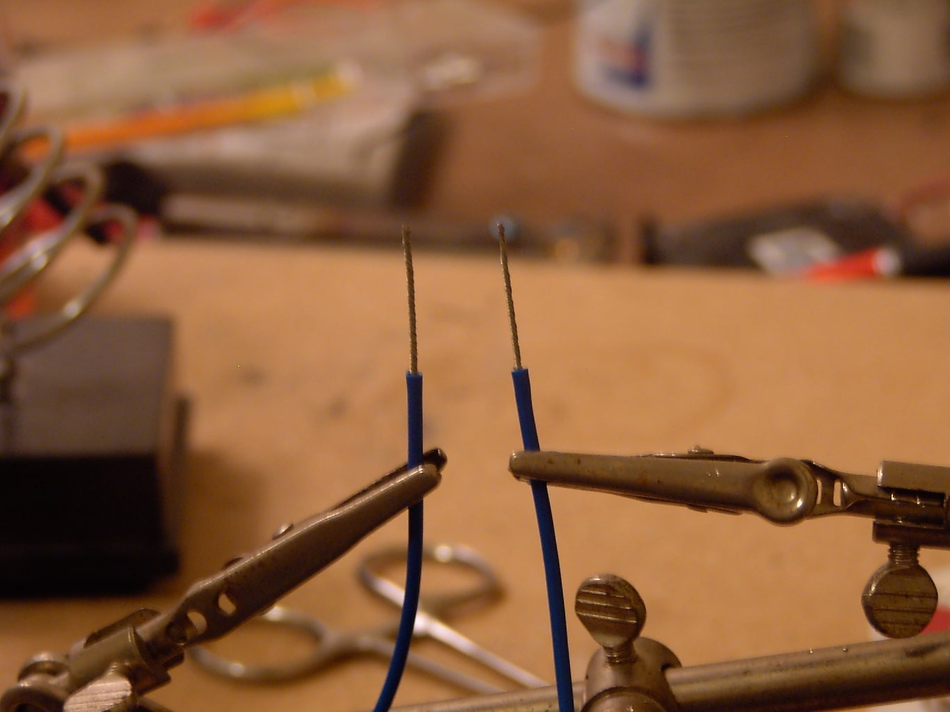 Stripping Your Wire