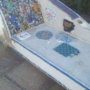 Mosaic Chaise Longue (A work in progress!)