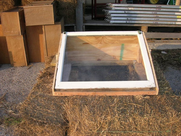 Cold Frame (Insulated)