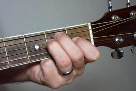 The E Chord.