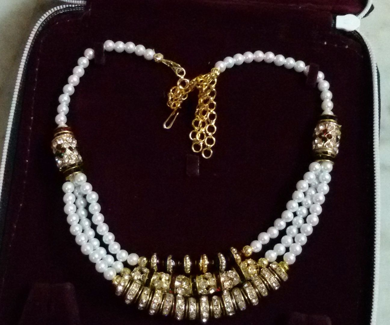Bead Necklace!!!
