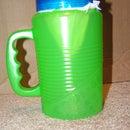 Drinking mug air cannon (cheap DIY Airzooka)