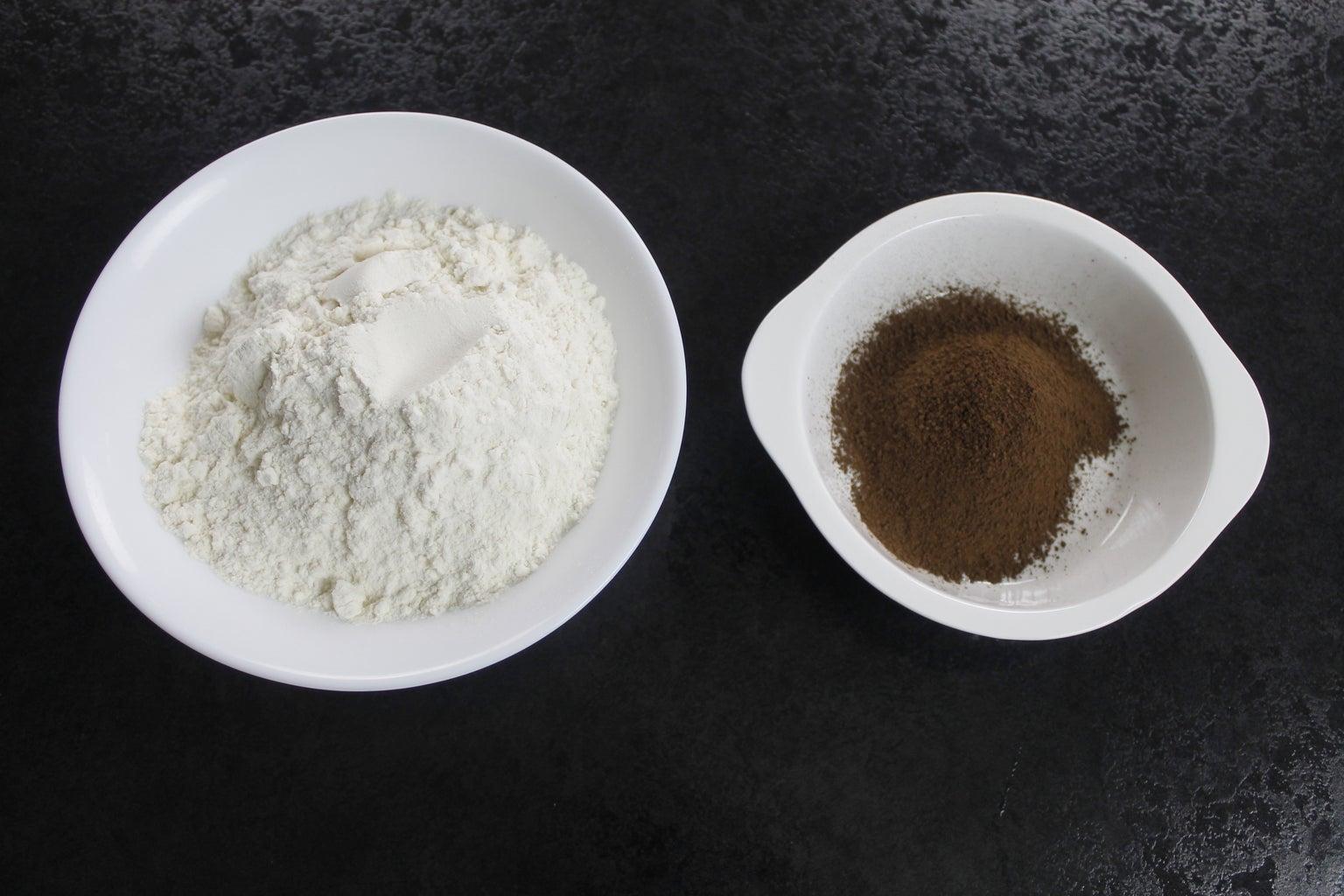 Flour and Cocoa