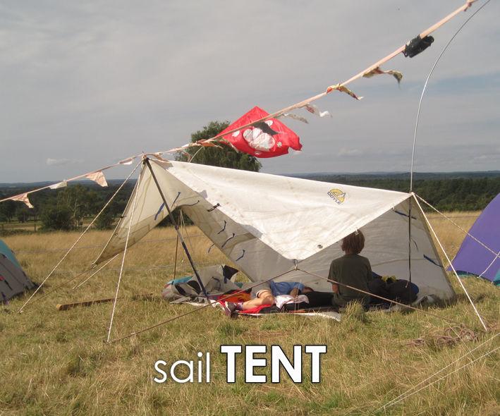Sail Tent