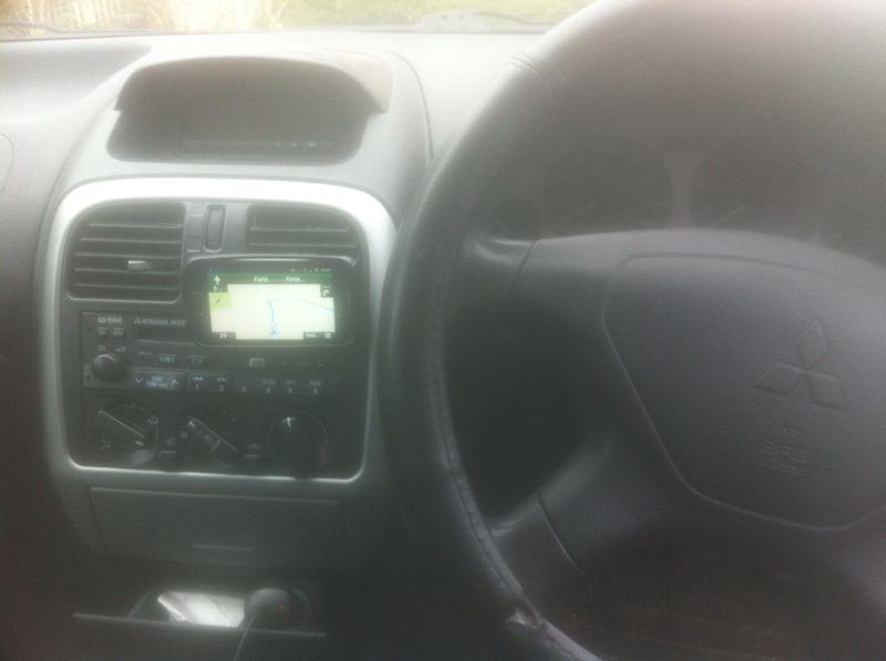 Car phone holder.