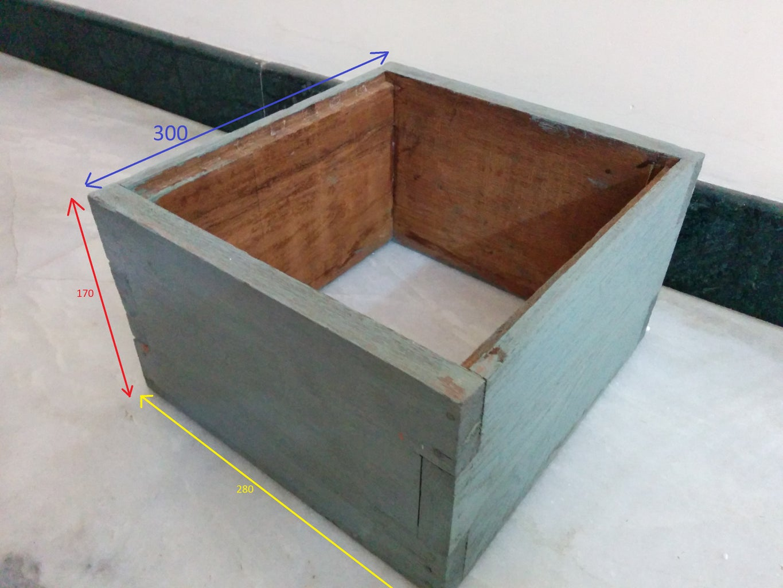 Building 1st Block/floor