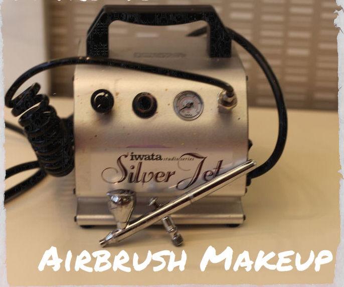 Intro to Airbrushing Makeup!