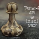 Woodturning With a Bandsaw