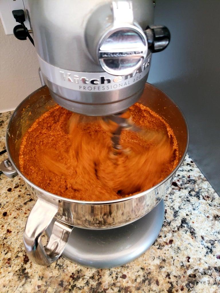 Add Wet Ingredients!