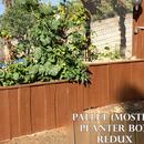 Pallet (Mostly) Planter Box Redux