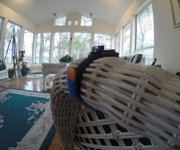 Velcro GoPro Strap