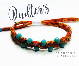 Quilter's Friendship Bracelets