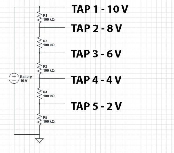 Voltage Tree