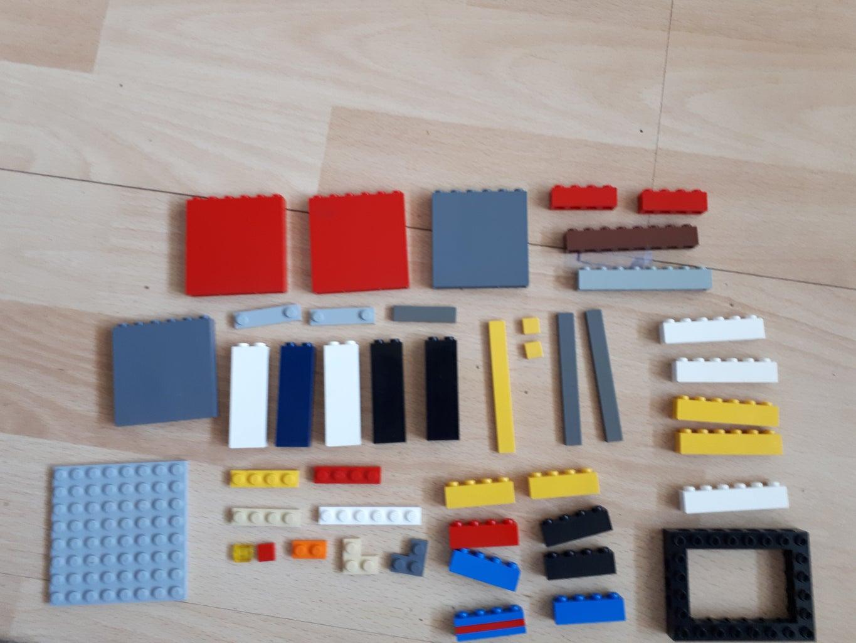 Pieces Needed