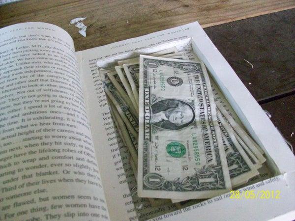 Secret Book Hole