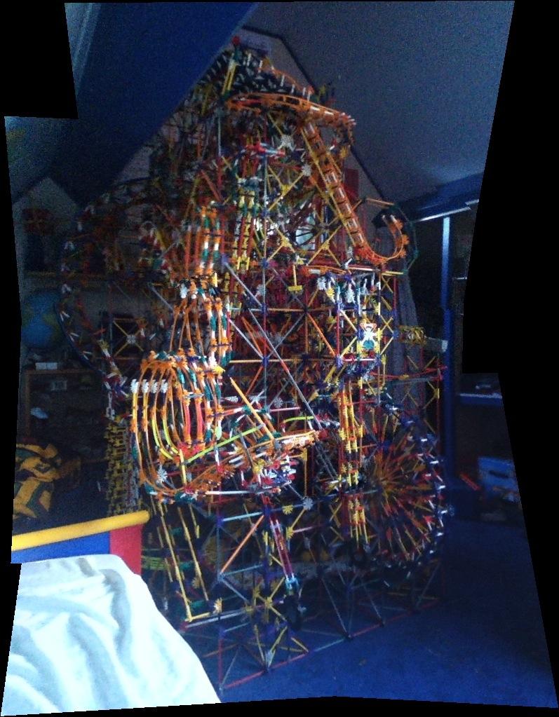 knex ball machine Flashback elements