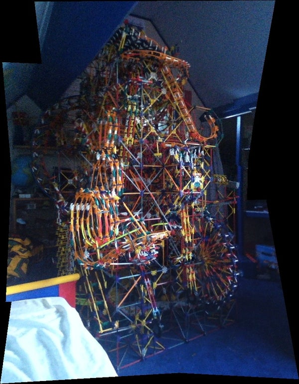 Knex Ball Machine Flashback Elements