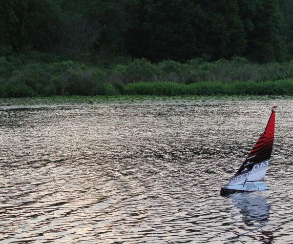 Pilothouse - Robotic Sailboat