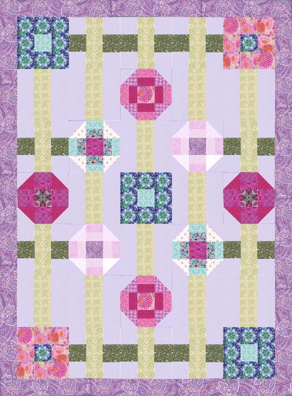 Easy Virtual Quilt Design- See Your Finished Quilt Before ...