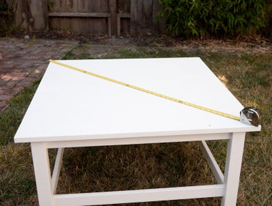 Mark Up the Table
