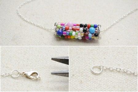 Finish Waterwheel Necklace
