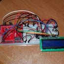 LCD Thermo-Meter Project using TI MSP-EXP430FR5739 FraunchPad