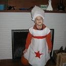 Bowling Pin Costume