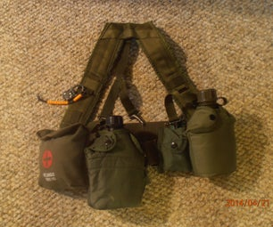 Military Style Survival Kit