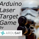Target Practice with Arduino and Laser Pointer
