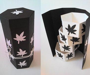 Hexagonal gift box