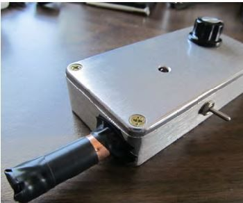 Pocket Photodiode Geiger Counter
