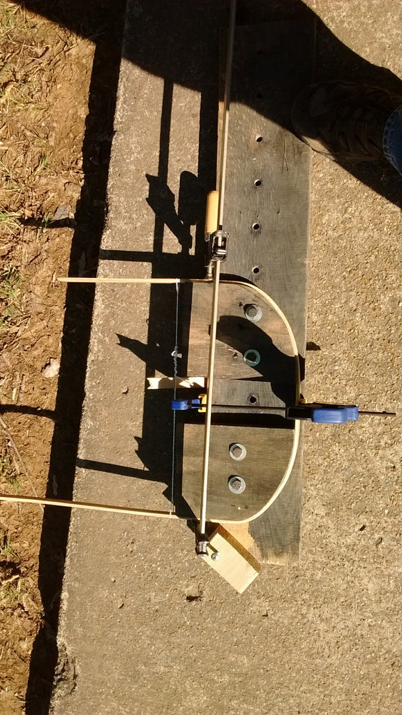Vertical Ribs and Using the Rib Jig