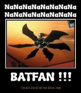 The Bat-Fan