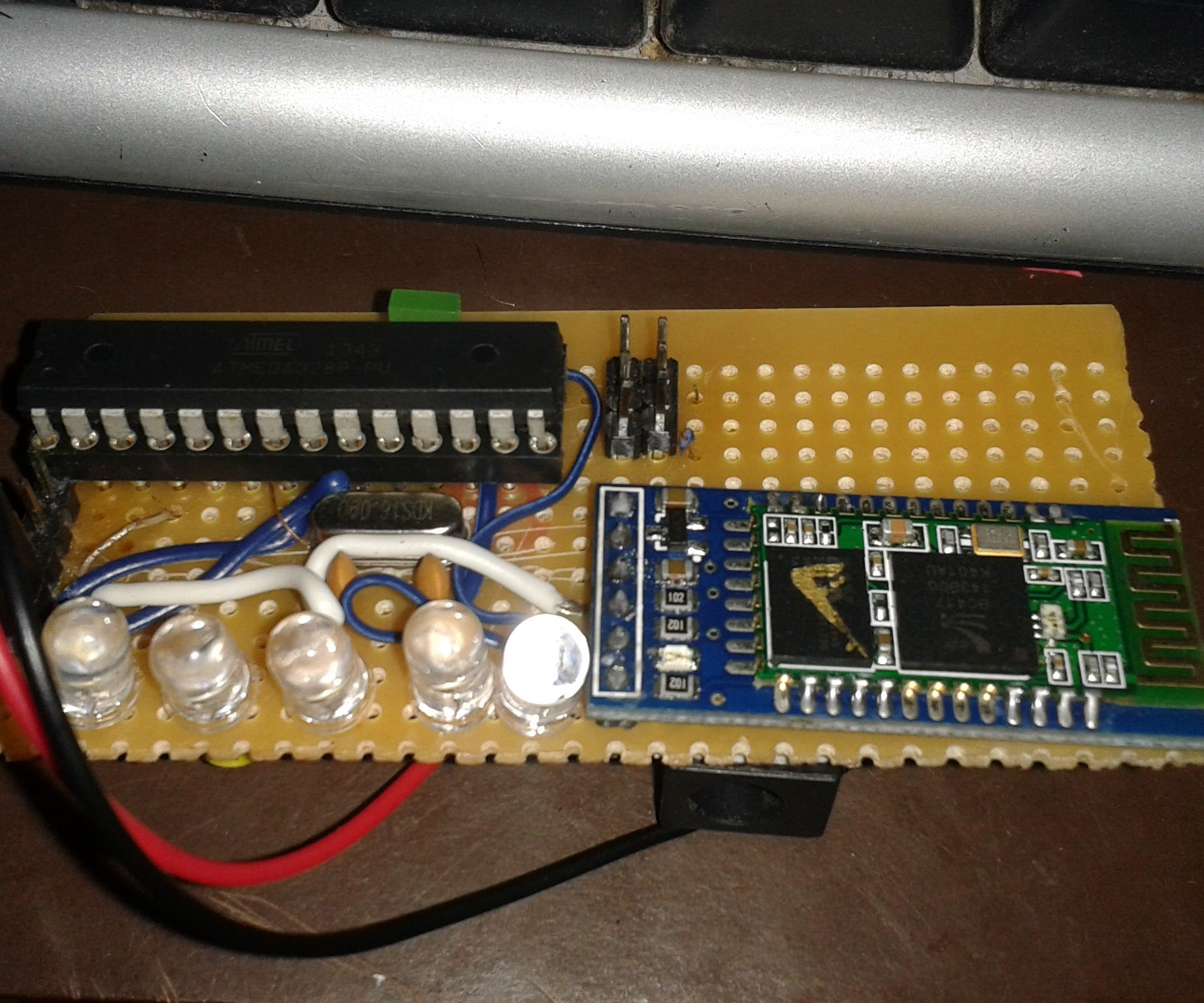 Bluetooth home automation with arduino:VOICE