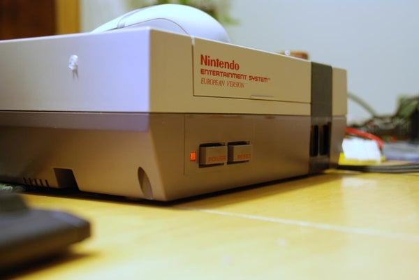 Build a Nintendo NES PC