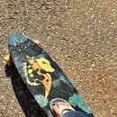 Customize a Longboard