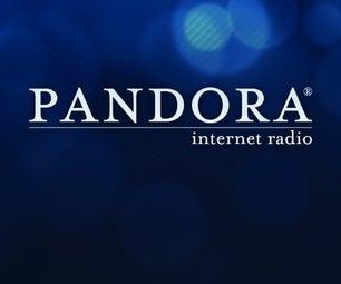 Wireless Raspberry Pi Radio: Pianobar