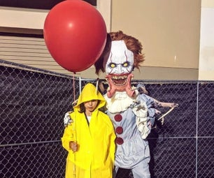 Pennywise (IT) Transforming Into a Spider