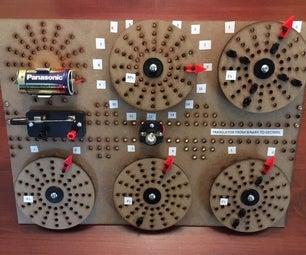 GENIAC(电子大脑)复制品