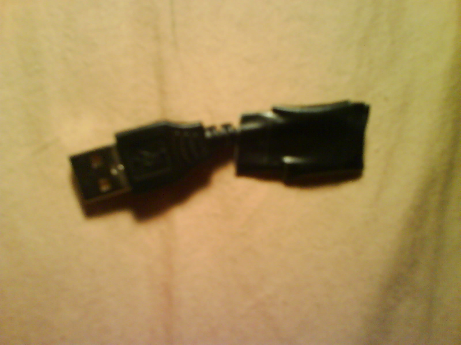 How to make a instant computer crashing usb