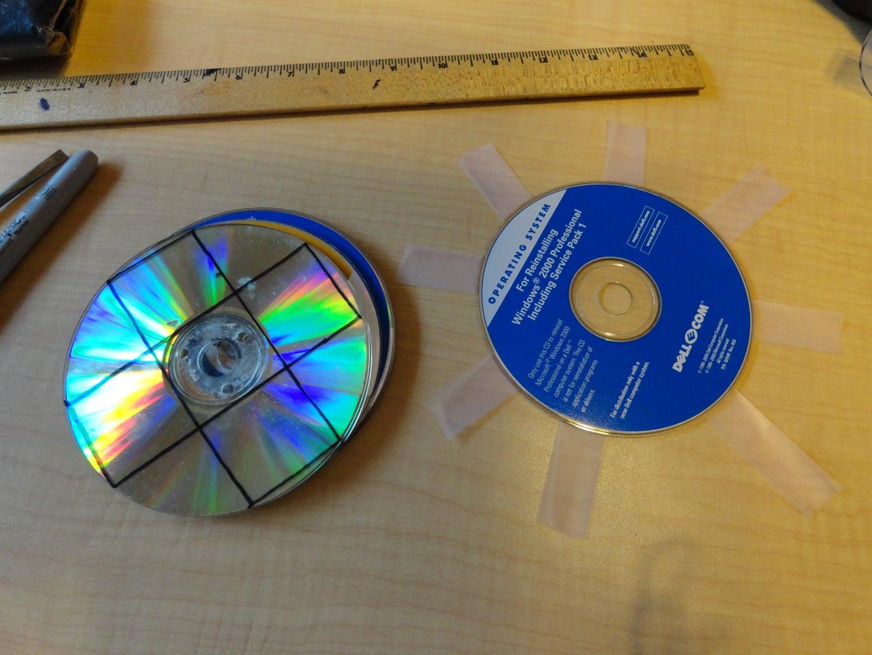 Preparing the CDs