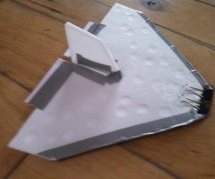 $0.50 Easy to Make Glider