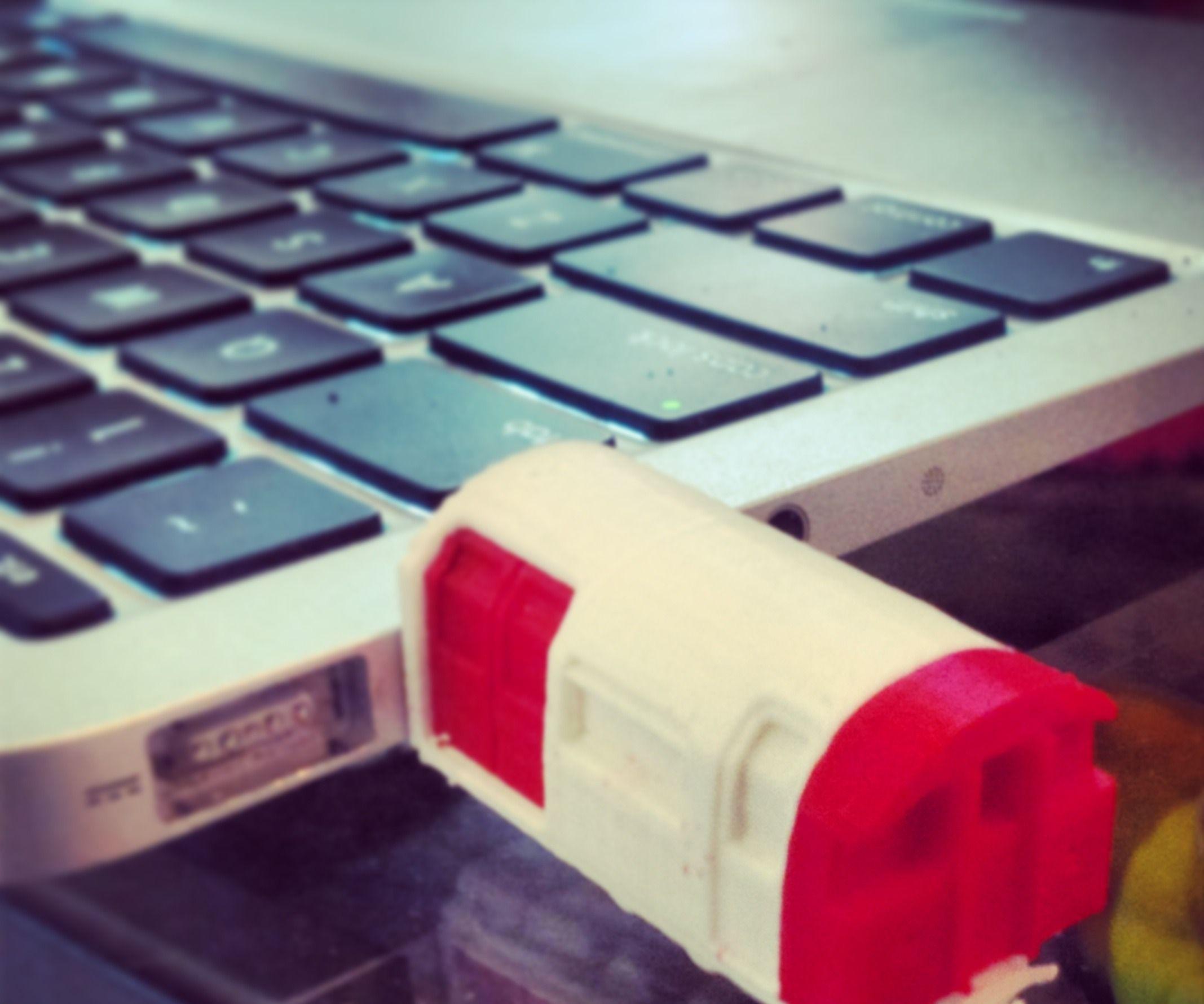 TRAIN USB MEMORY ver.2
