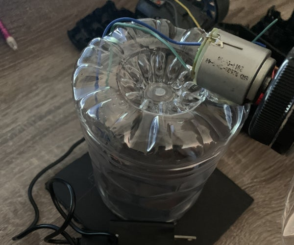 A DIY Fan That You Can Show to Family and Friends.