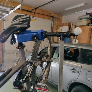 How to Make a Bike Repair Stand