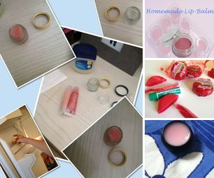 AWESOME LIP GLOSSES AND BALMS